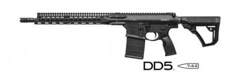 Back in Stock! DANIEL DEFENSE DD5 V1 308 Win /7.62 NATO 16″ 1 in 11 DD Furniture 20+1 Geissele SSA 2-Stage Trigger