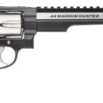 Back in Stock! Smith & Wesson 170318 629 Performance Center Hunter 44 Mag 7.5in 6rd Synthetic Grip Two Tone Stainless Steel RED DOT