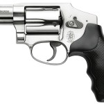 New! Smith & Wesson Mod 640 163690 Internal Hammer 357 Mag 2.12in 5rd Synthetic Grip Stainless Steel Satin Finish
