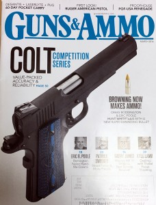Colt Competition Government G&A Cover