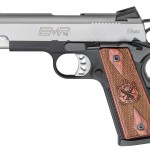 New! Springfield PI9211L 1911 EMP® 4 inches Lightweight Champion™ 9mm Cocobolo Grip, BiTone Finish, 10 Rd, 3Mags