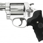 New! Smith & Wesson 163052 Model 637 Airweight – 38 Spec – 1.87in – 5rd – Crimson Trace Laser Grip – Silver Finish