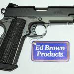 New Limited Production Custom Model! Ed Brown Special Forces Commander 45 ACP Stealth Grey – Light Rail – Custom Options – Ambi – 2 Magazines