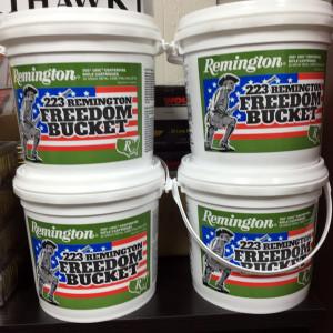 Freedom Buckets 2