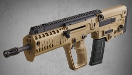 New Model – Released April 2017! IWI TAVOR X95 XFD16BLK 300 Blackout 16.5 inches Bullpup 30+1 Flat Dark Earth