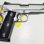 New 2016 Model! Nighthawk Custom Heinie Kestrel 45ACP 4.25 in – All Stainless Steel – Thinned – Ambi