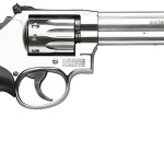 New! Smith & Wesson 160578 617 K-22 Masterpiece 22 LR 6 in – 10 rounds – Square Butt Synthetic Grip Stainless