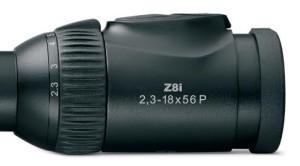 Swarovski Z8i detail