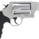 New Model! Smith & Wesson 160410 GOVERNOR SILVER 45ACP/45LC/410 2.75″ Stainless Steel / Scandium 6 Rounds