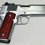 New! Les Baer Custom GT MONOLITH STINGER HARD CHROME – 45 ACP – 4.25 inches – 7+1 – Rolo Night Sights – 3 Mags