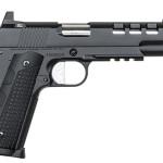 New! Dan Wesson 01885 1911 Discretion Single Stack 45 ACP 5.7″ Threaded 8+1 Black – Tall Tritium Sights – 2 Magazines