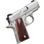 New – Just Released! Kimber MICRO9 – Stainless Steel 9mm 6+1 – Rosewood Grips