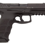 New! Heckler & Koch VP9 TACTICAL LE 9mm w/3 Mags DA/SA 9mm 4.7in Threaded Barrel 15+1 Night Sights Interchangeable Polymer Grip – Rail – Black