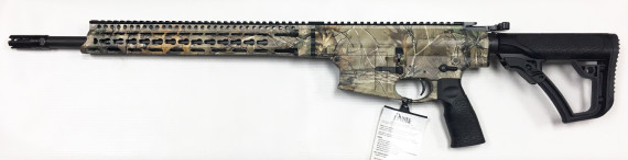 Back in Stock! Daniel Defense AMBUSH AF5 V1 308 Win 18″ 1 in 11 DD Furniture REALTREE XTRA CAMMO 20+1 Geissele SSA 2-Stage Trigger – Case