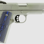 New! Colt Competition Government O1083CCS 38 Super 9+1 Stainless Steel 9+1 – Blue G10 Custom Grips