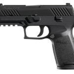 NEW! Sig Sauer P320 Compact 9mm 3.9″ 15+1 Threaded Barrel – Interchangeable Polymer Grips Night Sights Black