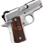 New for 2017! Kimber Micro9 Raptor STS (Stainless) – 9mm – Night Sights – Ambi