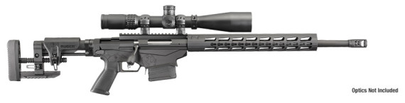 NEW MODEL! Ruger Precision Rifle 18019 556 NATO/223 Rem – 20 inches 1:7 – MSR Folding Stock – Adjustable Trigger – Threaded with Muzzlebreak – 20MOA Rail