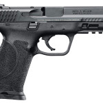 New! Smith & Wesson 11521 M&P M2.0 Double Action 9mm 4.25″ 17+1 Black Interchangeable Backstrap Grip- Black Stainless Steel