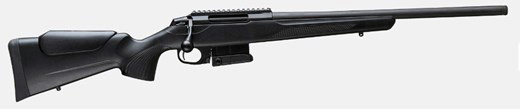 New for 2017! Tikka T3x CTR – Compact Tactical Rifle JRTXC382 6.5 Creedmoor 20 in 10+1 Magazine – Threaded – Rail – Black
