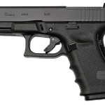 New! GLOCK G19 Generation 4 MOS (Modular Optic System) – 9mm – 3×15 Rounds Mags – Tactical Rail – Interchangeable Grips