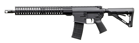 NEW MODEL! CMMG MkW ANVIL XBE2 – 458 SOCOM 10+1 16in – Geissele Trigger – Magpul Furniture – SLR adjustable gas block- Black