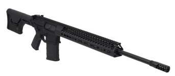 New! Seekins Precision SP10, Semi-automatic Rifle, 6.5 CREEDMOOR, 22″ Barrel, Black Finish, Magpul PRS Stock, 20Rd