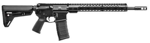 New! FN 36365-01 FN 15 Tactical Carbine II Semi-Automatic 300 Blackout 16″ SureFire Muzzlebrake 30+1 Magpul MOE SL Black Stk Black