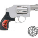 Back in Stock! Smith & Wesson 10186 Mod 642 PERFORMANCE CENTER – 1.875 in 5 Rd 38 Special+P – Hammerless DAO – PC Tuned Alloy/Stainless