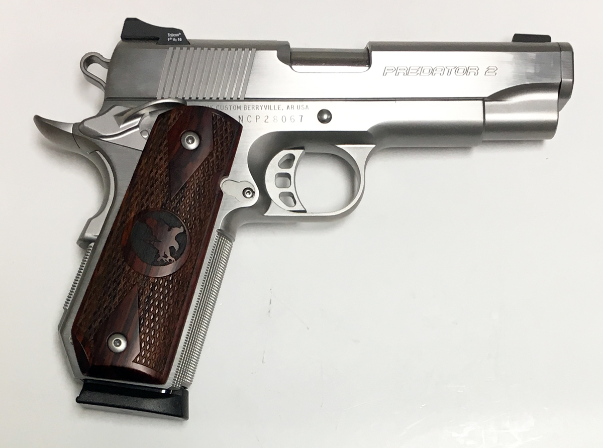 The Scopesmith The Gun Room— — New! One of a kind custom