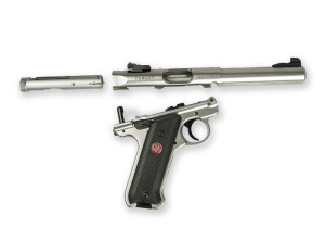 Ruger MK IV Competition SS 1