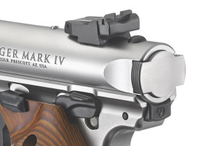 Ruger MK IV Competition SS 2