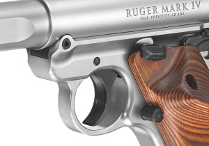 Ruger MK IV Competition SS 3