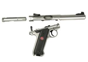 Ruger MK IV Target 1
