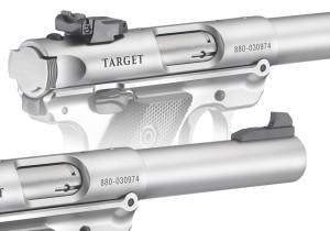 Ruger MK IV Target 2