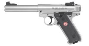 Ruger MK IV Target L