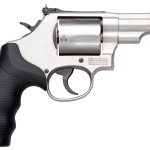 New Model! Smith & Wesson 10064 Model 69 L-Frame Single/Double 44 Magnum 2.75″ 5 rd Stainless Steel Black Synthetic Grip