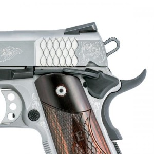 S&W 1911 Engraved 10270 2