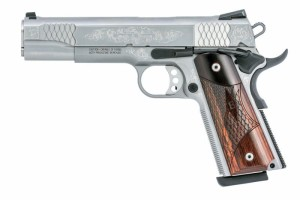 S&W 1911 Engraved 10270 L
