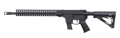 NEW MODEL! CMMG GUARD MKG-45 DRB2 – 45 ACP 13+1 and 26+1 (Glock 21 Mags) 16in – Geissele Trigger – Magpul Furniture – Black