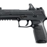 New Model! Sig Sauer 320F-9-BSS-RX – 320 Full Size 9mm Tall Night Sights and Sig Romeo 1 Mini Reflex Sight