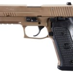 Back in Stock! Sig Sauer P220-10 Limited Edition Emperor Scorpion  10mm SA/DA, 8+1, 5inches, All Steel with PDV FDE Coating, Short Reset Trigger, Black G10 Grips, Siglite Night Sights, Tactical Rail – 2 Magazines