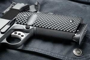 Les Baer 10mm Grip