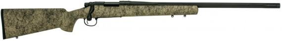 New! Remington 85201 700 Gen 2 5R 308 Winchester/7.62 NATO Stainless Threaded – 24 inches 1 in 11.25 with 5/8×24 thread – Black Cerakoted Stainless Steel – HS Precision Stock – X-Mark Pro externally adjustable trigger