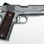 New! Ed Brown Kobra Carry Stainless 45 ACP 4.25in Stainless Steel 7+1 Night Sights Ambi Safety