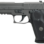 New Model – Back in Stock! Sig Sauer 220R LEGION 45 ACP SA/DA, 8+1, 4.4 inches, Legion Gray Cerakote Finish, X-Ray Night Sights, Tactical Rail – P-SAIT trigger – 3 Magazines