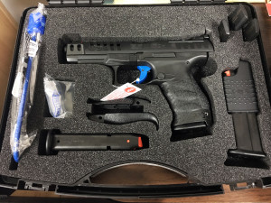 Walther PPG M5 Match 9mm Case