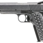 "New! SIG 1911 ""We The People"" 45 ACP 5″ 7+1 Night Sights – Star Aluminum Grip – Distressed Stainless Steel – 2 Mags"