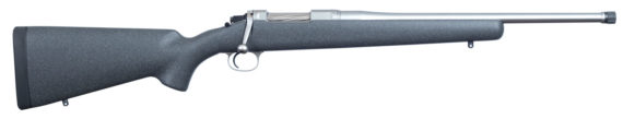 New! Barrett 17268 Fieldcraft Right Hand Bolt 308 Winchester 18″ 1 in 10″ Threaded Barrel 4+1 Timney Trigger Carbon Fiber Charcoal Gray Stock Stainless Steel