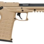 Back in Stock! Kel-Tec PMR30BTAN PMR-30 22 Win Mag 4.3in 30+1 FDE Zytel Grip Black Slide